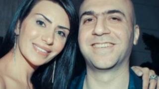 Atena and Abbas Yazdi