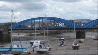Pont y Foryd
