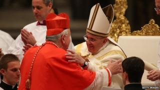 Pope Francis appoints Vincent Nichols a cardinal