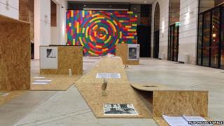 Mediating Landscape exhibition