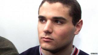 Samuel Sheinbein, aged 18
