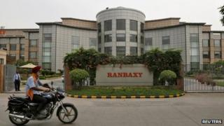 Ranbaxy Laboratories at Gurgaon