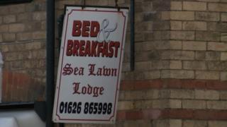 Sea Lawn Lodge, Dawlish