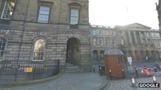 Court of Session in Edinburgh