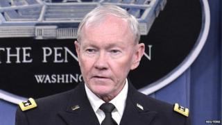 Gen Martin Dempsey 24/02/20114