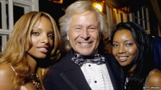 Fashion designer Peter Nygard at the Toronto Film Festival