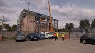 Exeter energy to waste plant