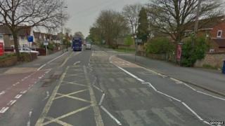 London Road in Oxford