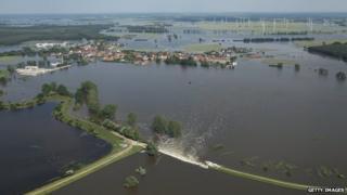Elbe floods