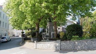 Bailiwick of Guernsey war memorial