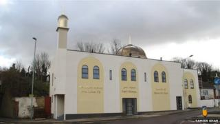 Gillingham Mosque