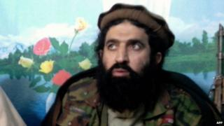 Taliban spokesman Shahidullah Shahid