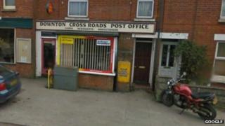 Downton Cross Roads Post Office