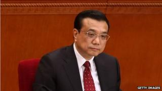 China sets growth target of 7.5% for 2014