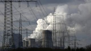 RWE plant near Neurath