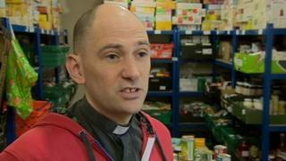 Reverend Dr Keith Hebden