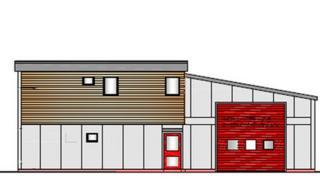 Plans for Windsor's new fire station