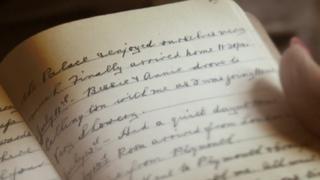 Herbert Cecil Algar's WW1 diary