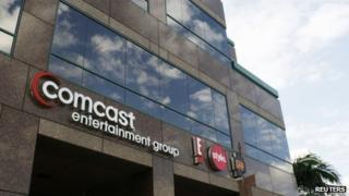 Comcast offices