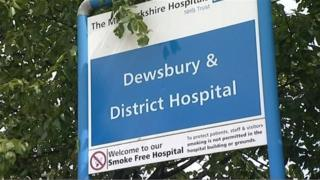 Dewsbury and District Hospital