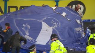 Birmingham city flag