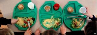 children and their school meals