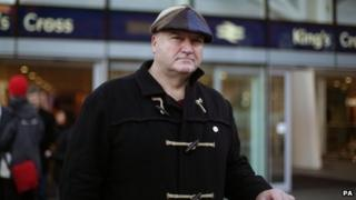RMT boss Bob Crow