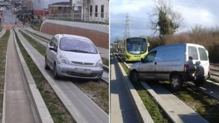 Busway vehicles