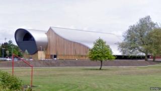 Mountbatten Centre in Portsmouth