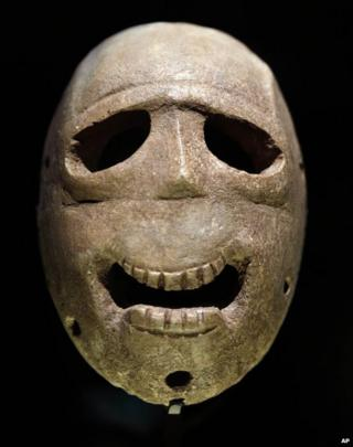 World's oldest masks go on display in Jerusalem