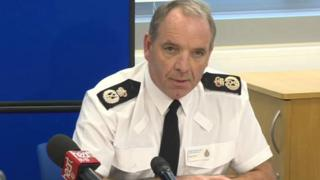 North Wales Police Chief Constable Mark Polin