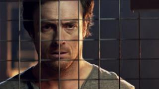 Toby Stephens in The Machine