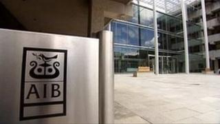 AIB building in Dublin