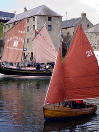 Portsoy Boat Festival