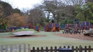 Current playground