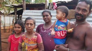 A family living at Konapalam