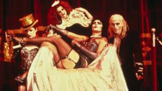 Rocky Horror Picture Show cast