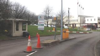 ITV Wales' Culverhouse Cross site