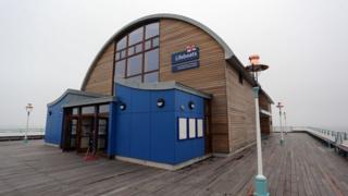 Mumbles boathouse