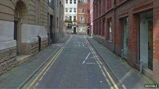Essex Street, Manchester