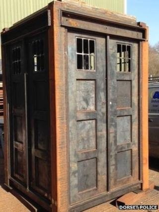The Boscombe phone box