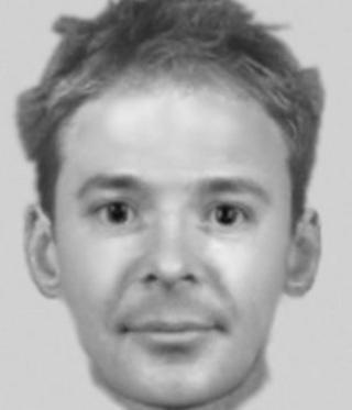 e-fit image of rape suspect