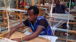 textile workers in Ethiopia