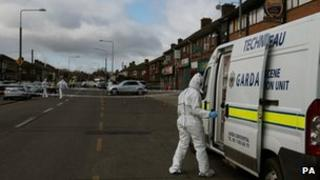 The attack on the man happened on Fassaugh Avenue, Cabra