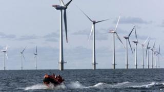 Offshore turbines