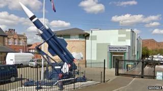 Maldon Combined Military Services Museum