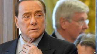 Silvio Berlusconi (19 February 2014)