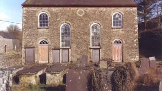 Llwynrhydowen chapel