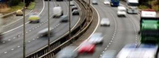 Vehicles speeding