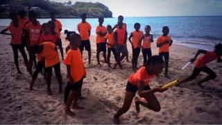 Saint Lucia youths prepare for Commonwealth Youth Games